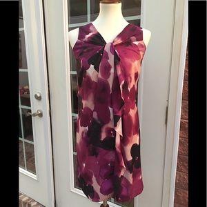 Ann Taylor Loft Shift Dress Size 0P